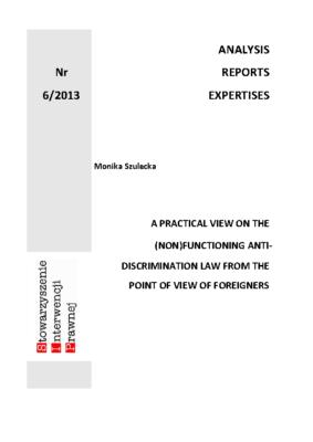 ARE-613-antidiscrimination-law-evaluation